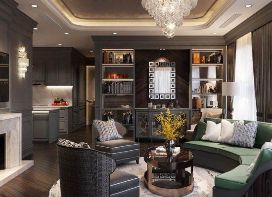 nội thất Icon Interior đánh thức giá trị sống  Thiet-ke-noi-that-dep-2-550x400