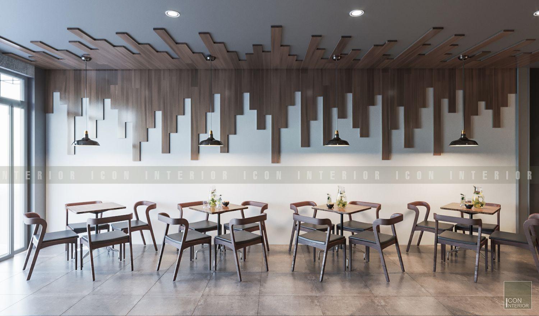quán cà phê đẹp hiện đại