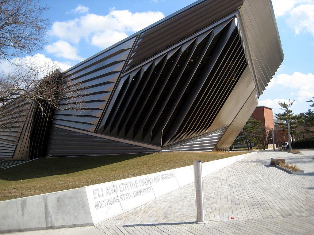 Bảo tàng nghệ thuật Michigan đặc sắc lối thiết kế Parametric