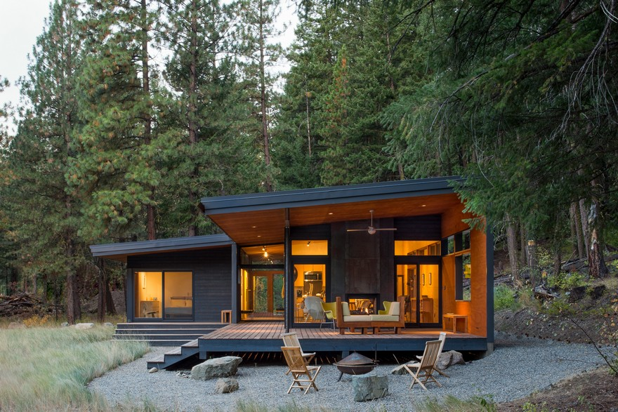 Nhà gỗ đẹp hiện đại không nên bỏ qua