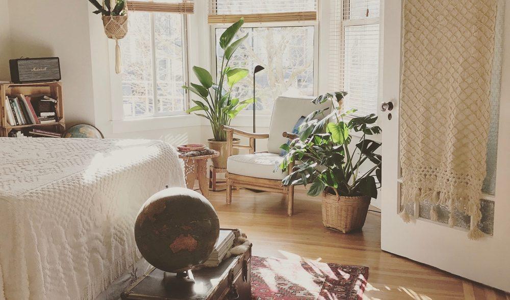 thiết kế chung cư 50m2 nhỏ Scandinavian Style