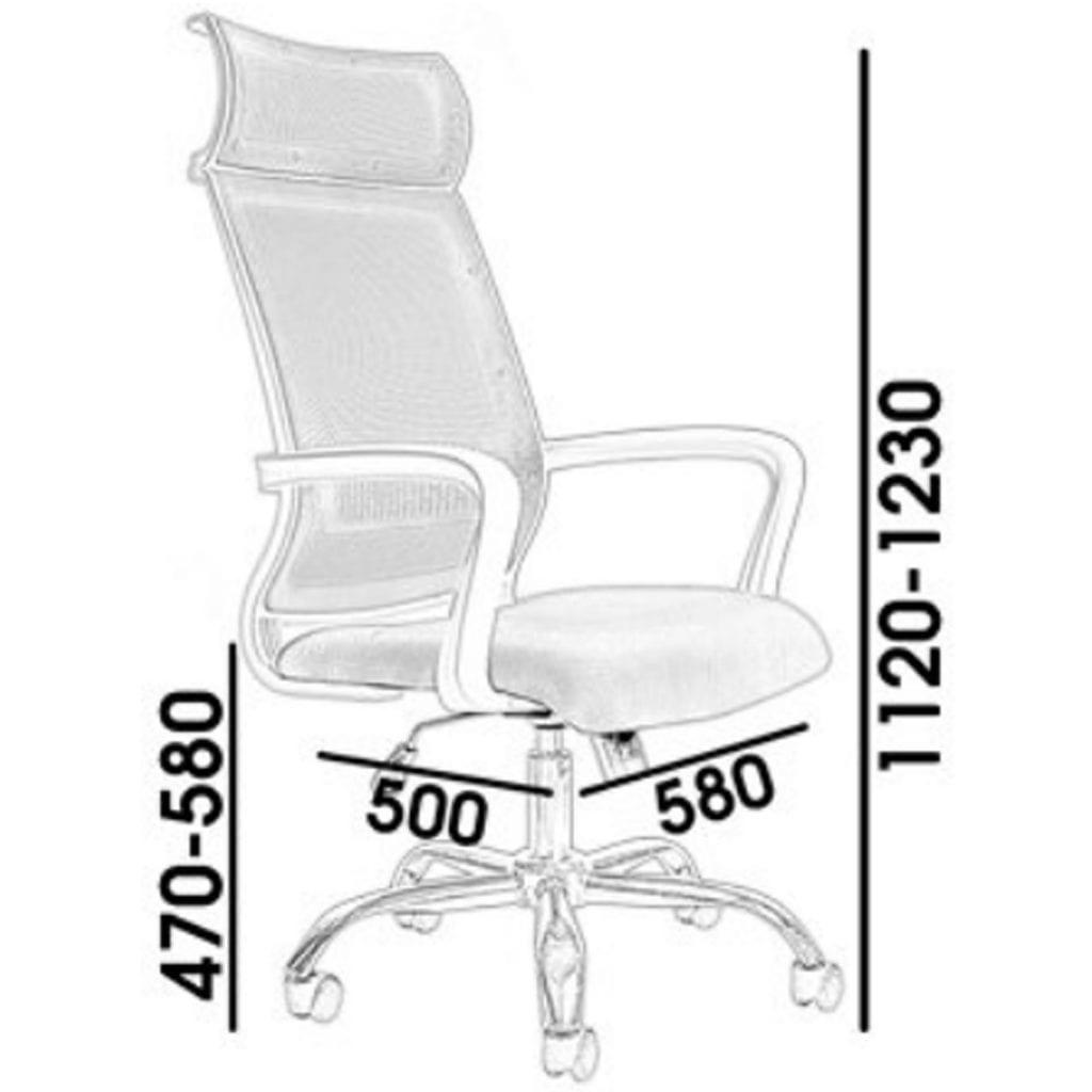 Thiết kế ghế ngồi tiêu chuẩn cho giám đốc