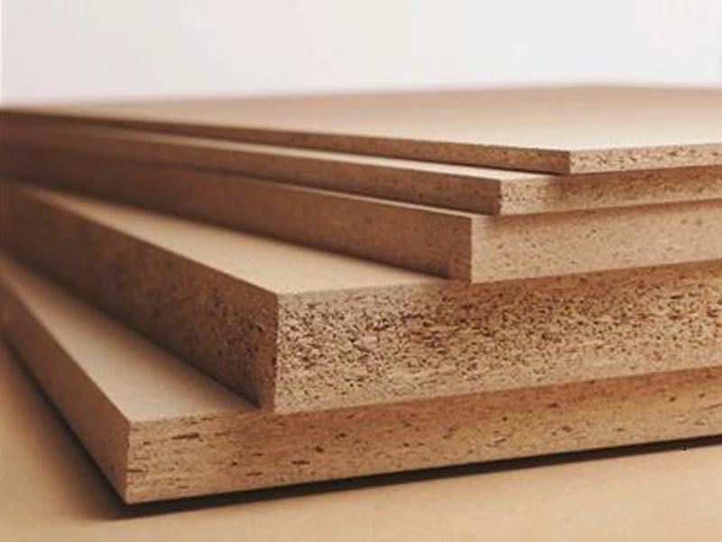 Tủ bếp mfc cốt gỗ