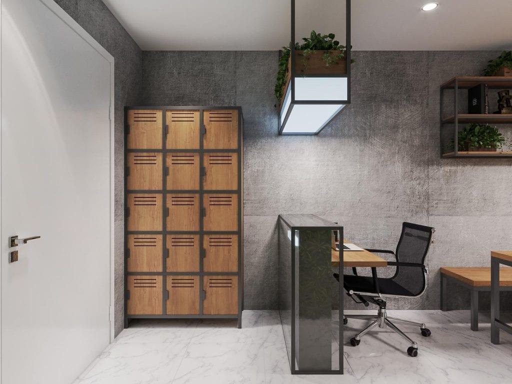 Thiết kế tủ đựng sổ sách tài liệu, hợp lý