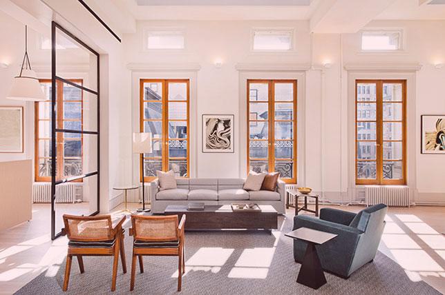 Xu hướng thiết kế nội thất đương đại