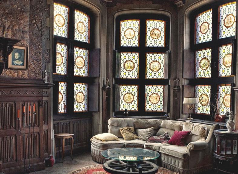 Phong cách Gothic đầy bí ẩn