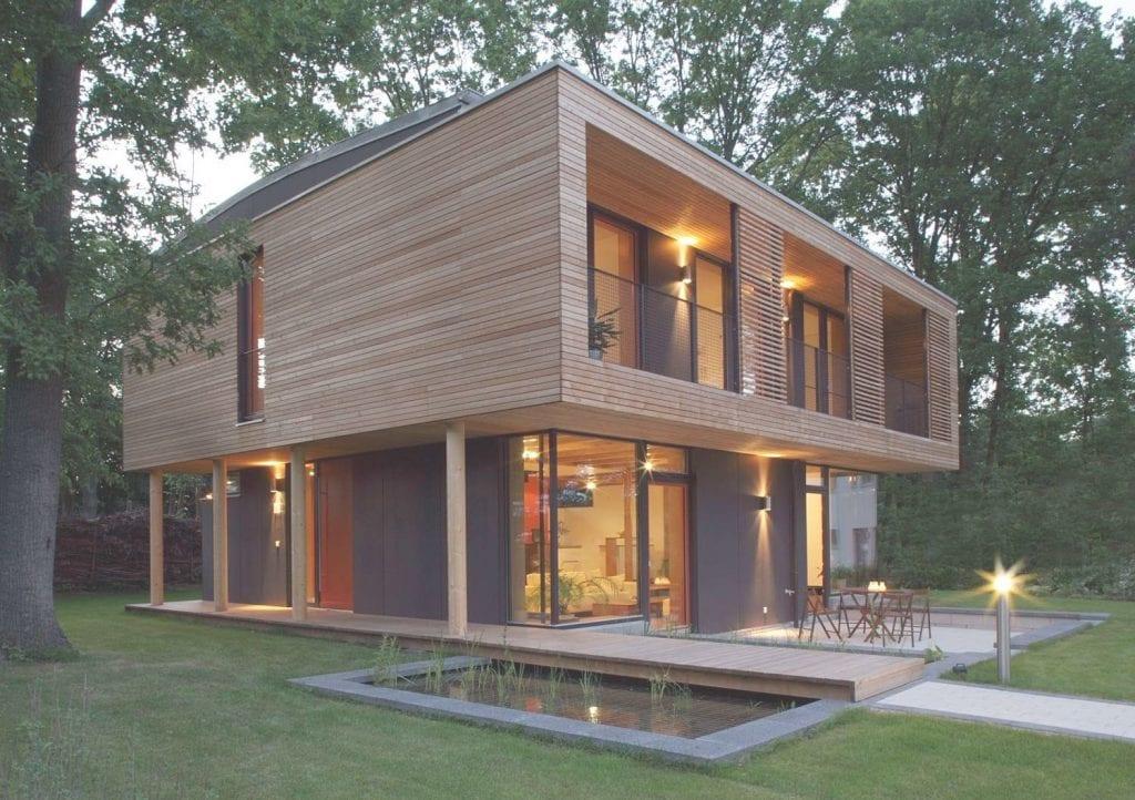 Nhà gỗ đơn giản