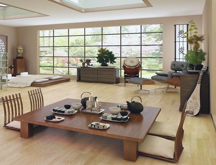 Nhà gỗ kiểu Nhật