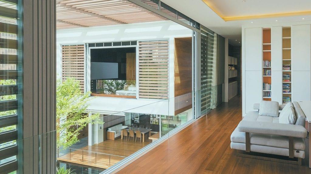 Thiết kế nhà gỗ an toàn