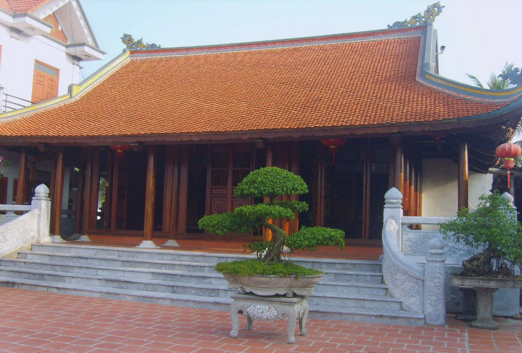 Nhà gỗ truyền thống VN
