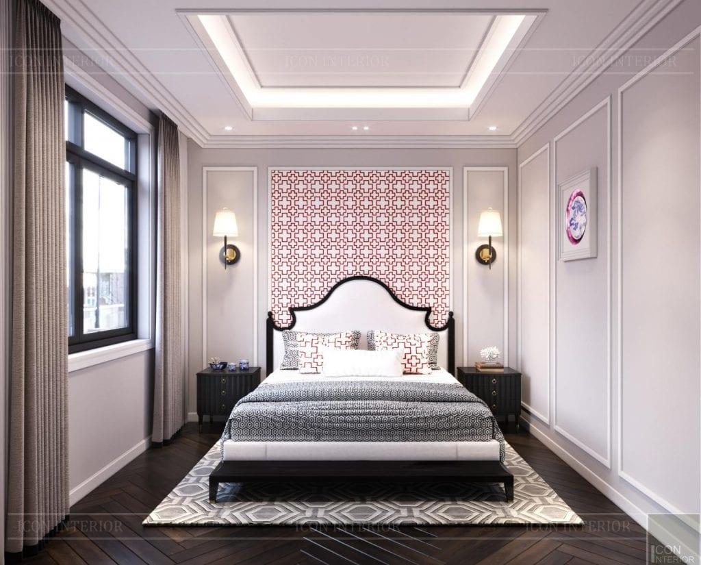 Đừng bỏ lỡ mẫu phòng ngủ Indochine siêu đẹp