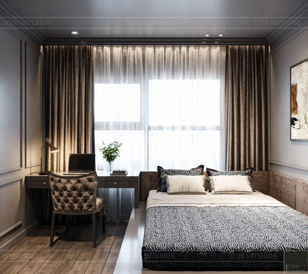 Bố trí nội thất thông minh phòng ngủ