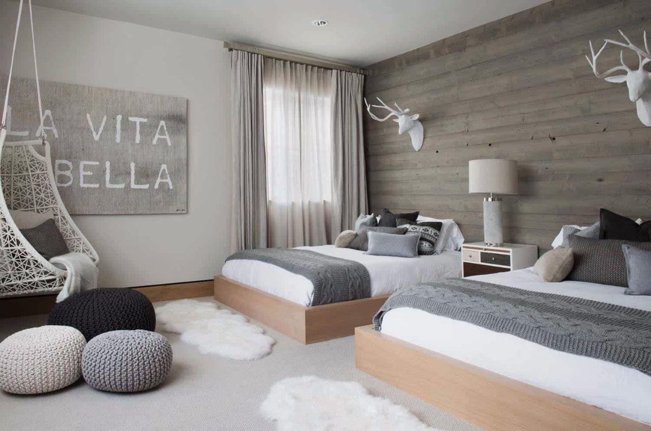 chọn đồ nội thất phòng ngủ tối giản