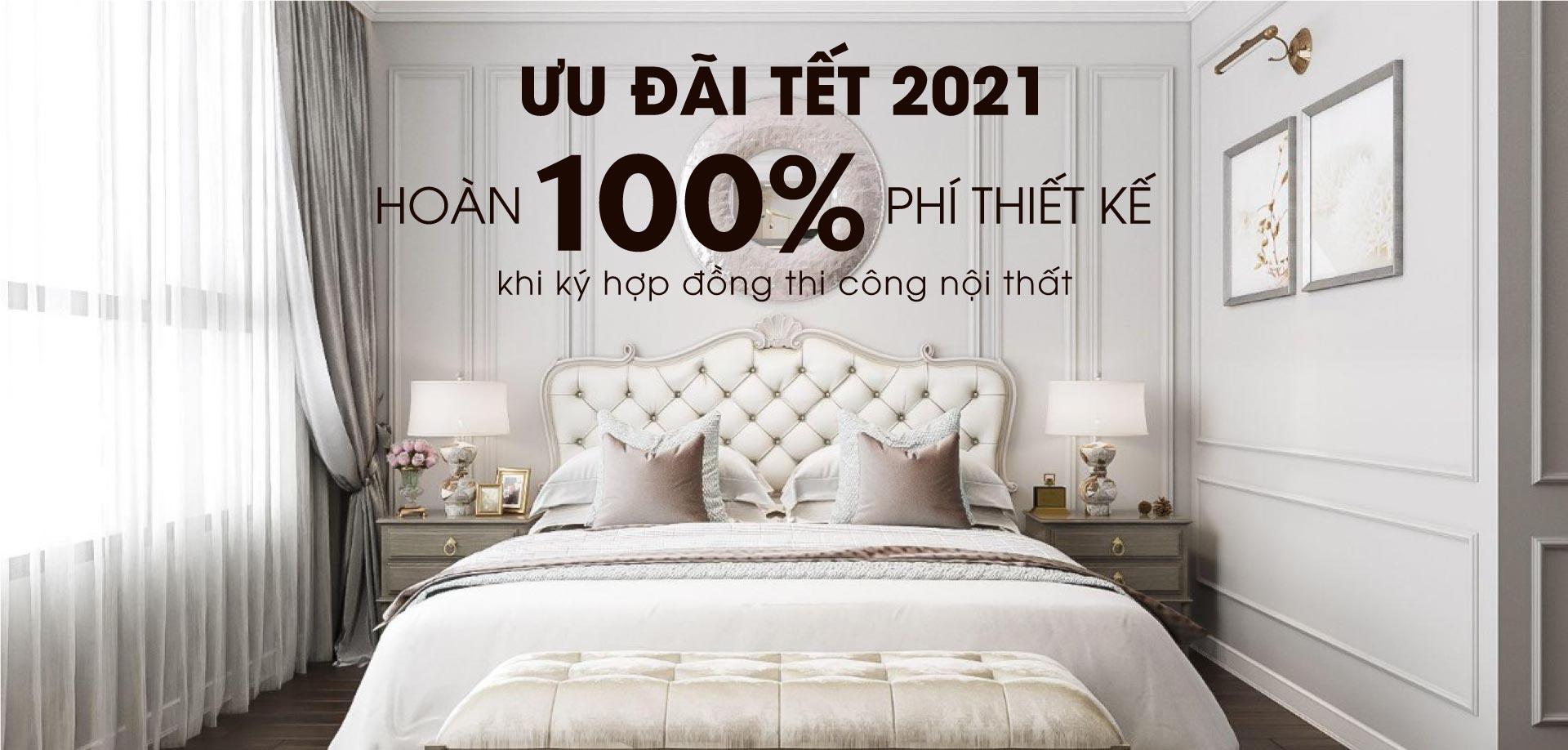 Chương trình khuyến mãi ưu đãi tết 2021