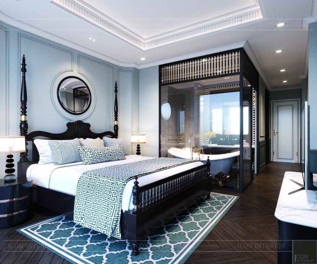 Cách sắp xếp nội thất phong cách Indochine