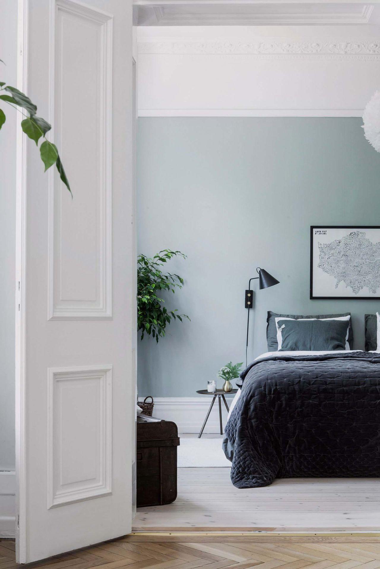 mẫu phòng ngủ phong cách bắc âu