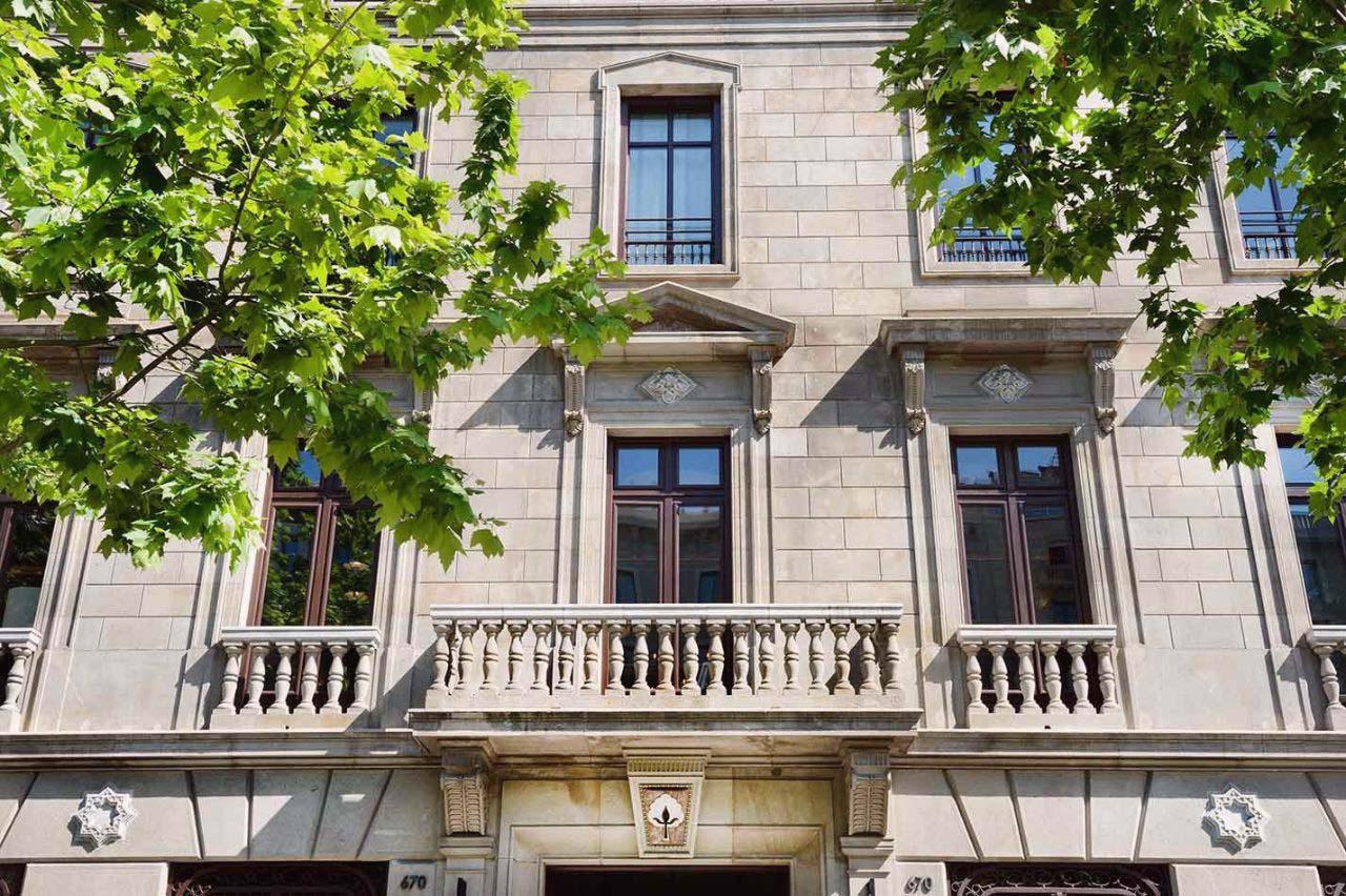 phong cách tân cổ điển trong kiến trúc