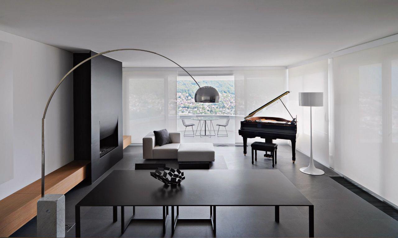 Phòng khách theo hướng hiện đại