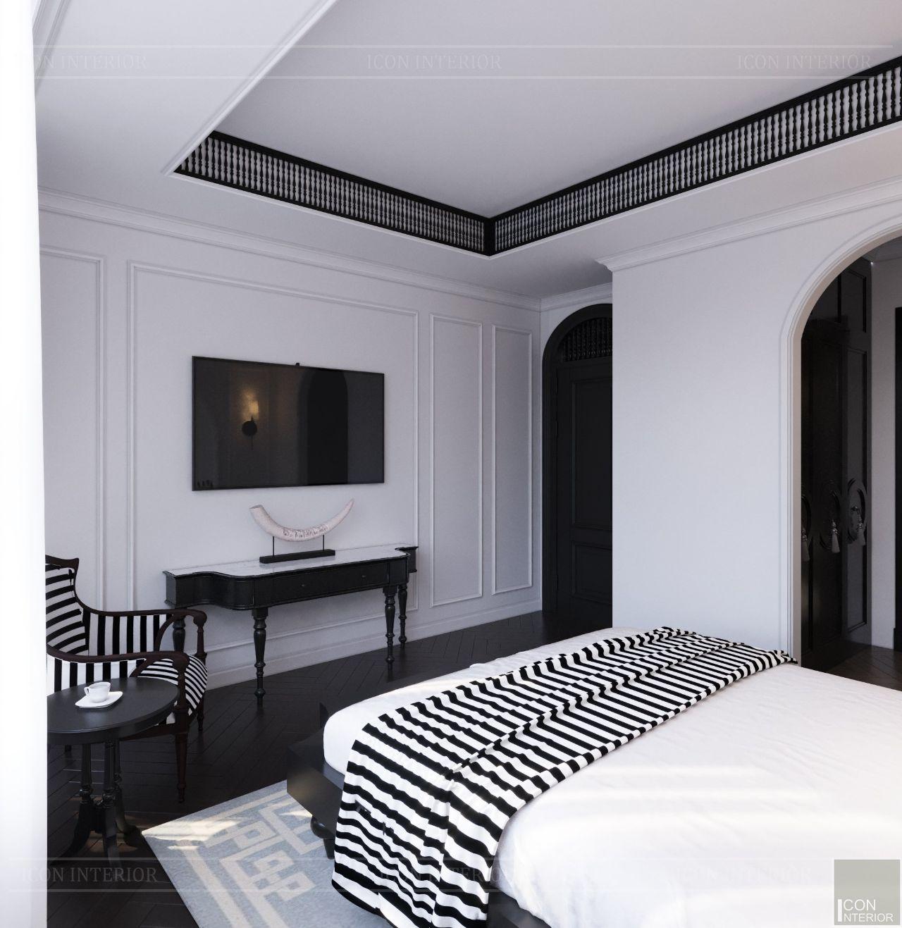 thiết kế nội thất chung cư 60m2 ấn tượng