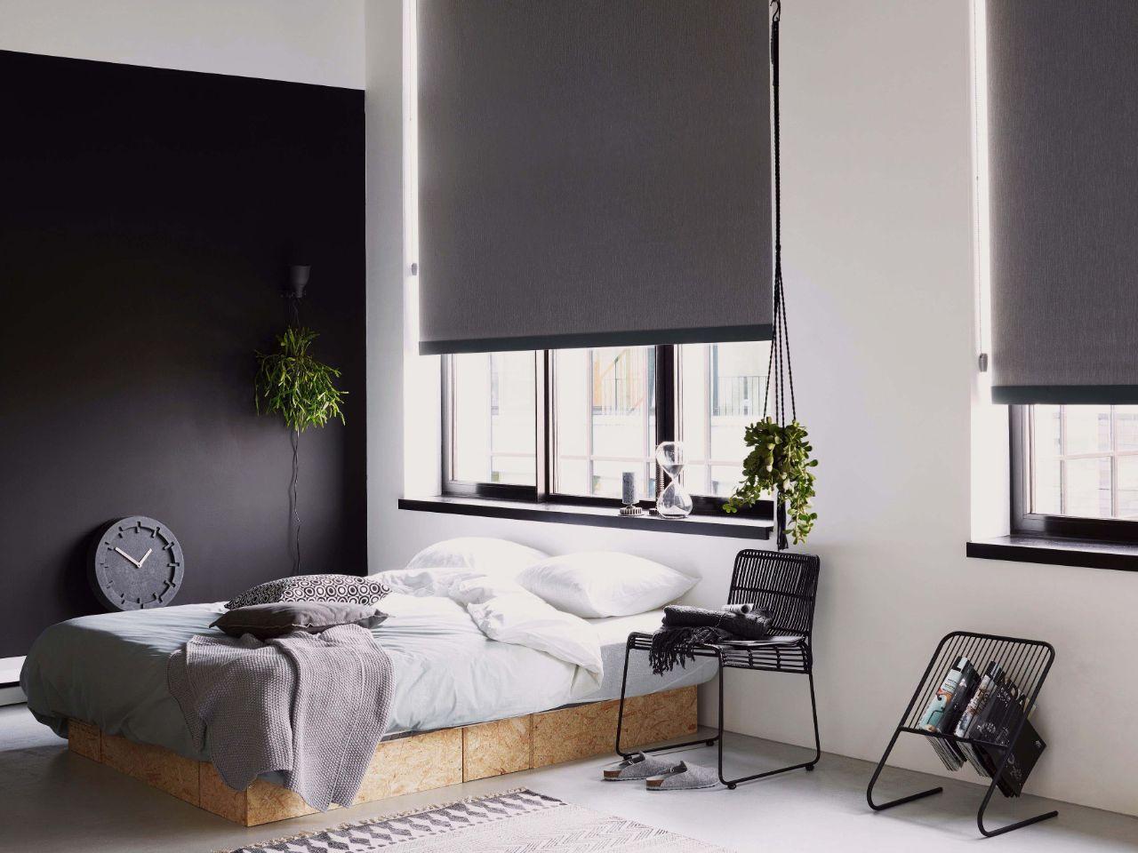 thiết kế nội thất phòng ngủ bắc âu đẹp