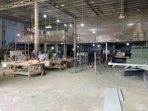 Xưởng gỗ Tân cổ điển