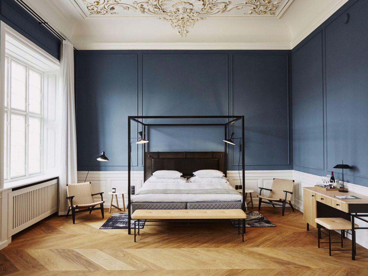 ý tưởng thiết kế phòng ngủ phong cách bắc âu
