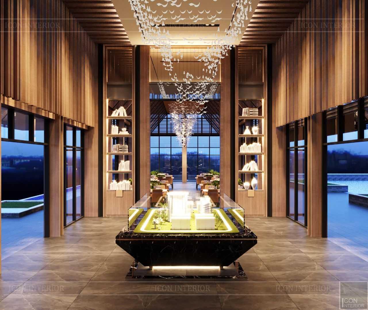 thiết kế nội thất nhà hàng ẩm thực club house
