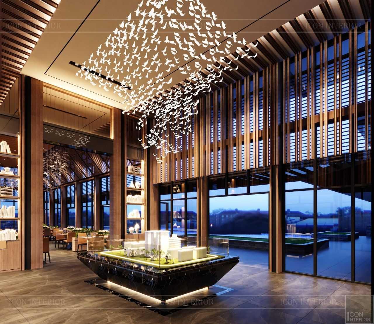 nhà hàng club house west lakes golf & villas long an