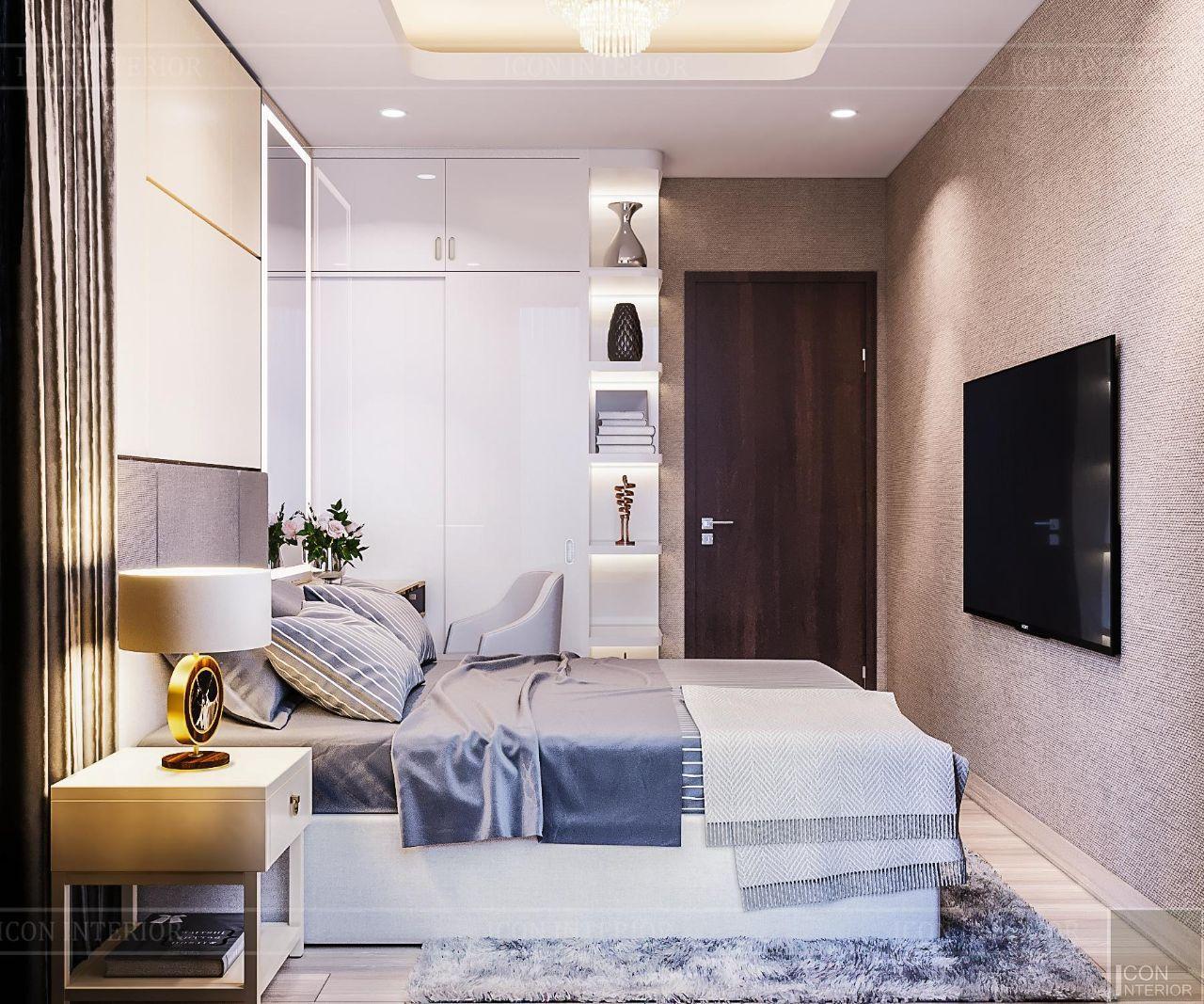 phòng ngủ đẹp hiện đại