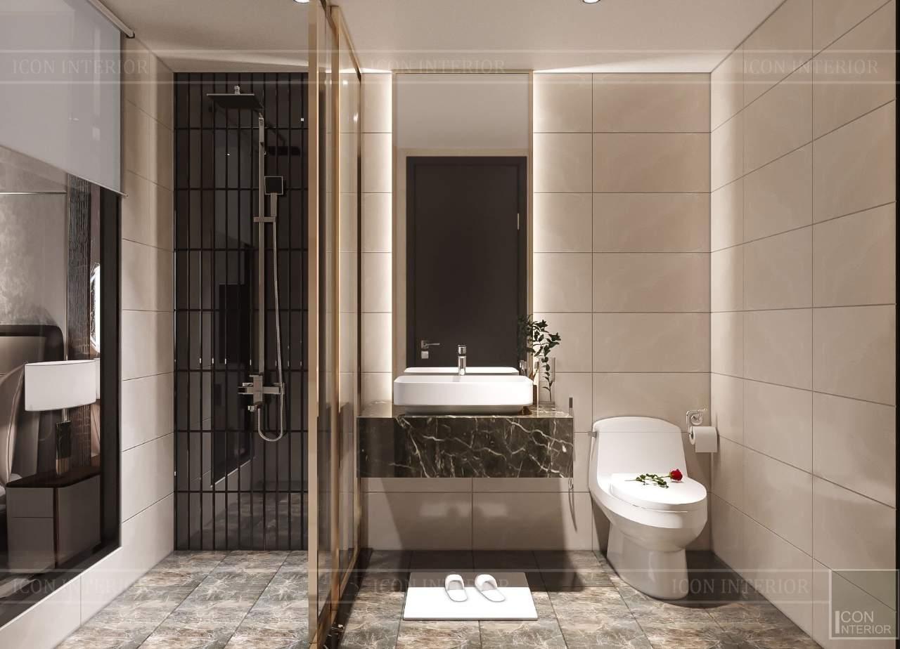 mẫu phòng tắm đứng hiện đại