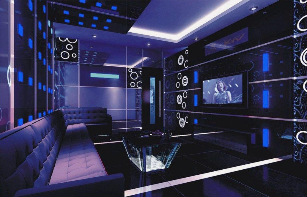 mẫu phòng karaoke tân cổ điển