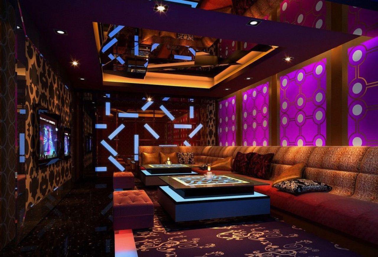 mẫu phòng karaoke