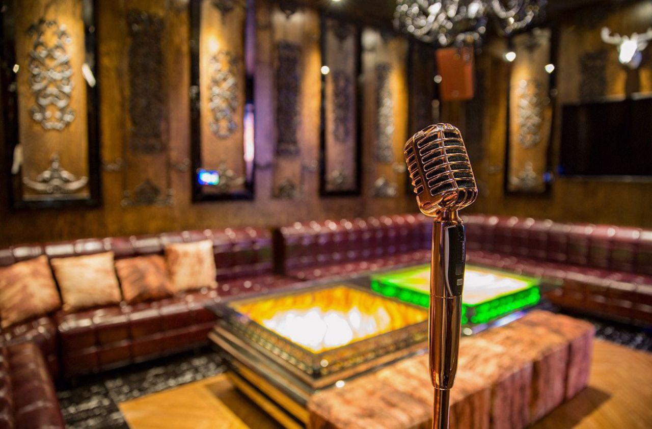 tiêu chuẩn thiết kế thi công phòng karaoke