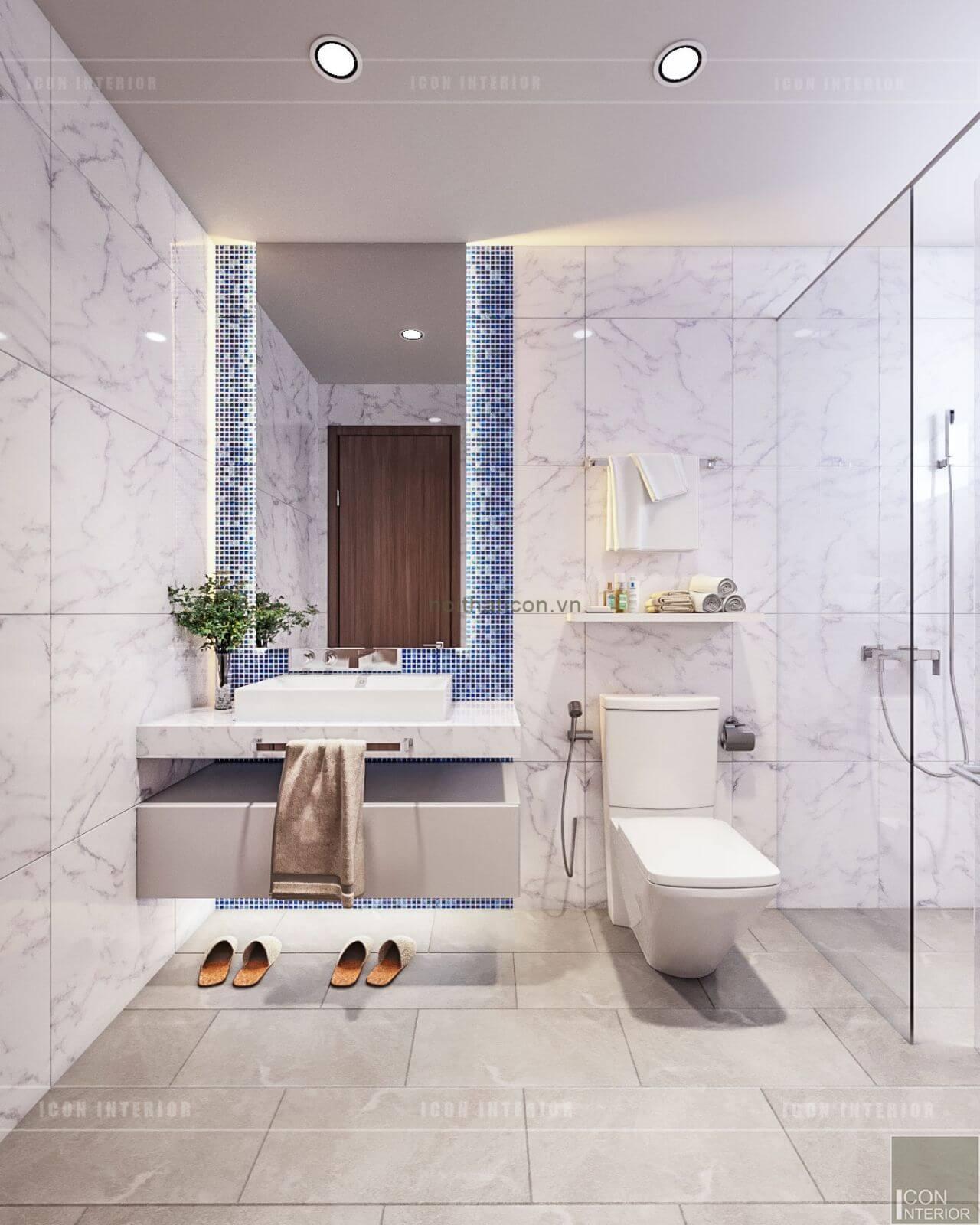 nhà tắm hiện đại đẹp