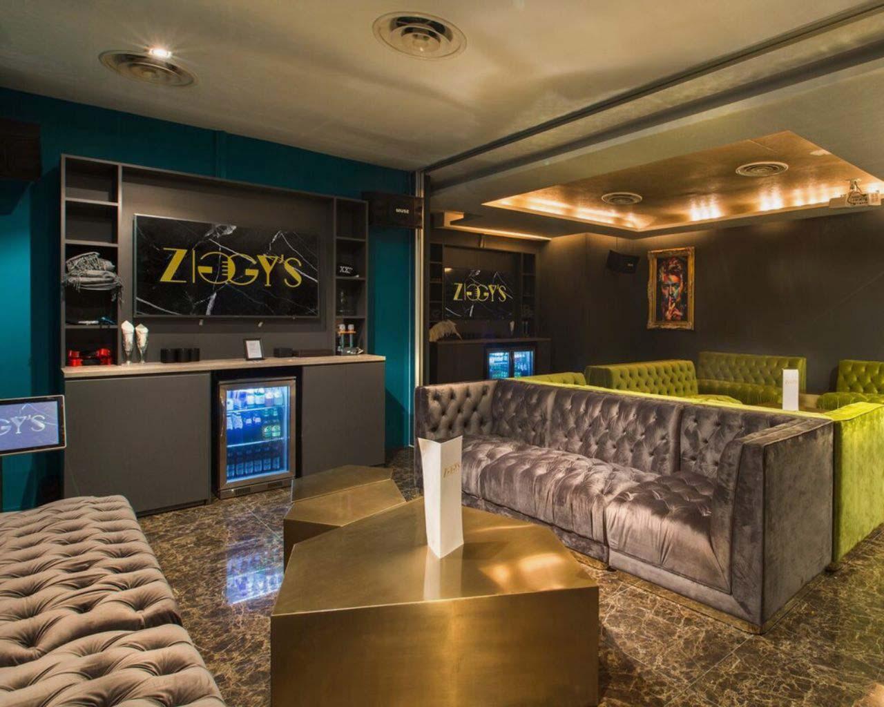 phòng karaoke phong cách tân cổ điển