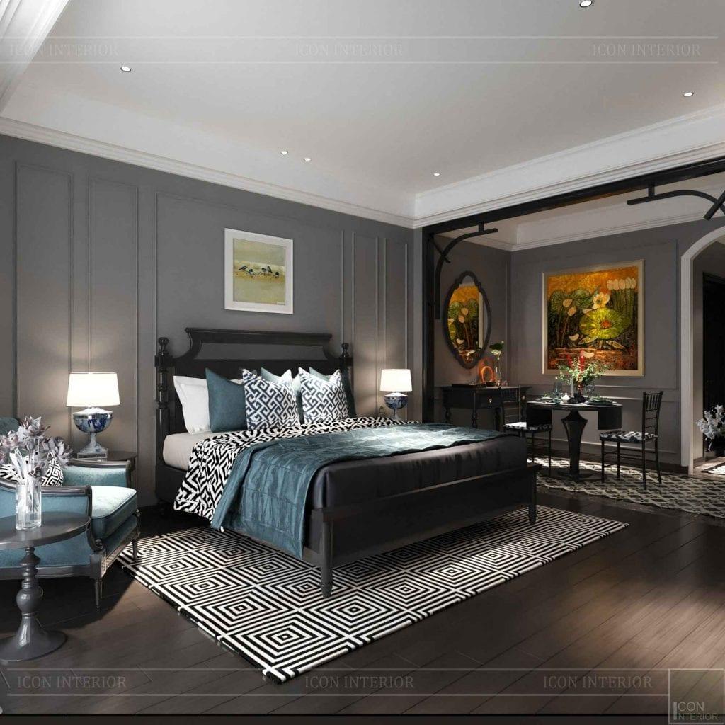 Phòng ngủ cho người mệnh mộc quý sửu