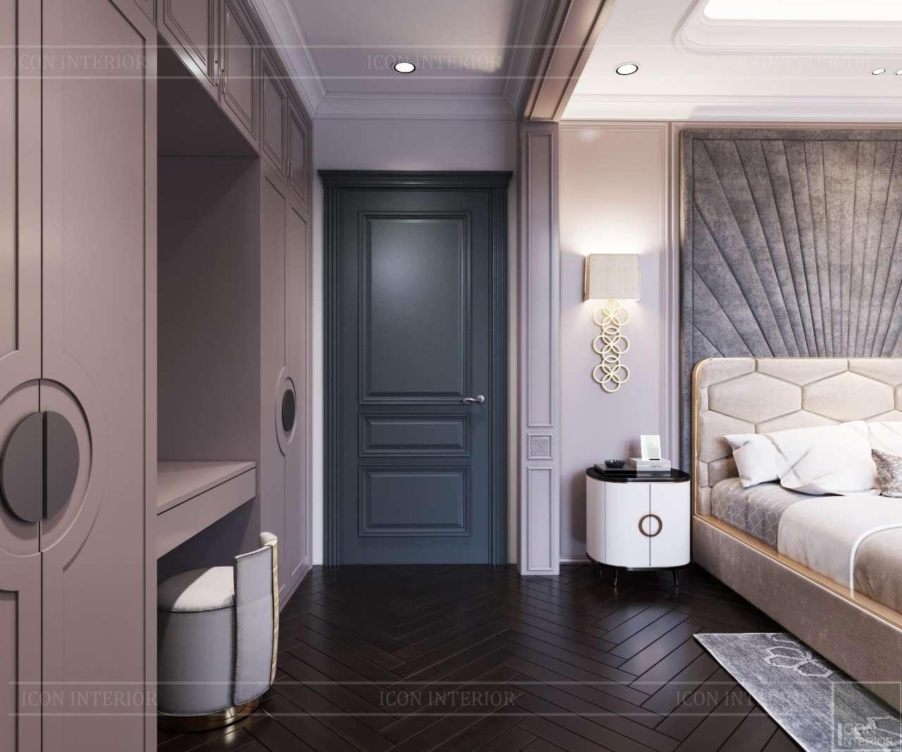 nội thất tân cổ điển phòng ngủ đẹp