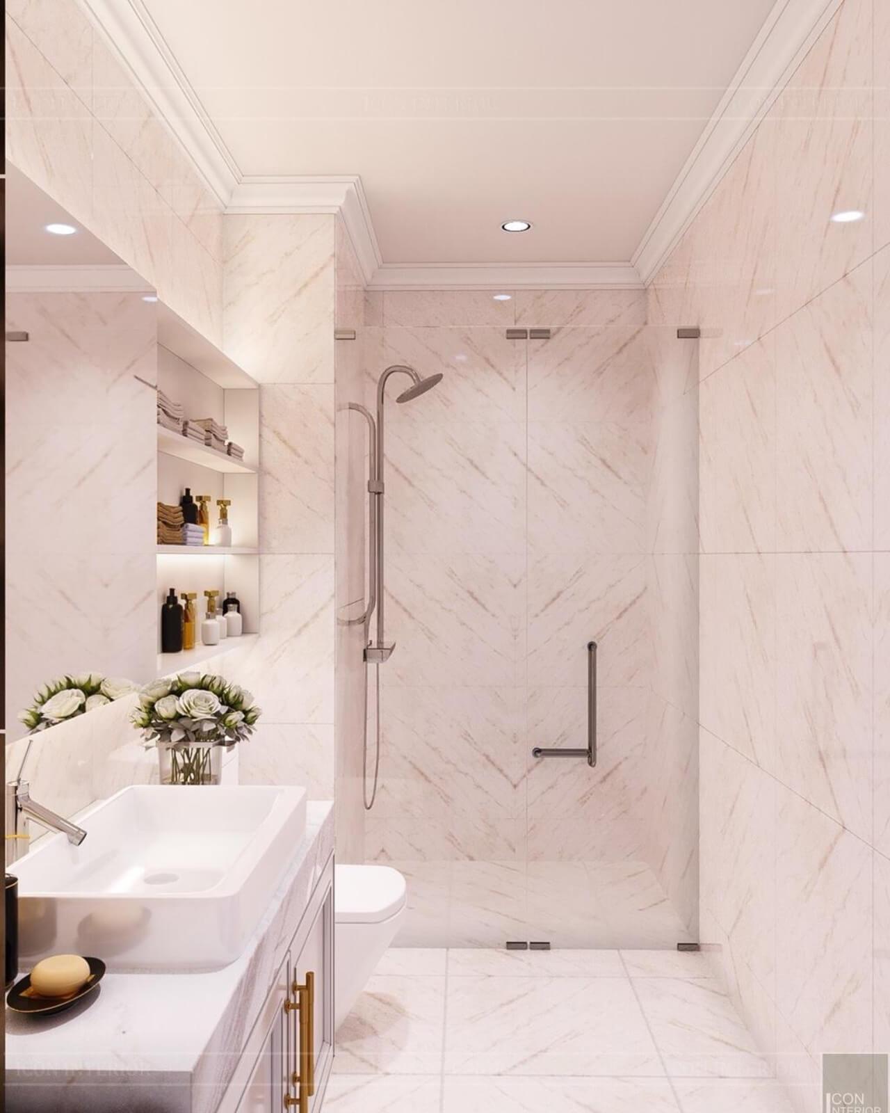 phòng tắm hiện đại đẹp