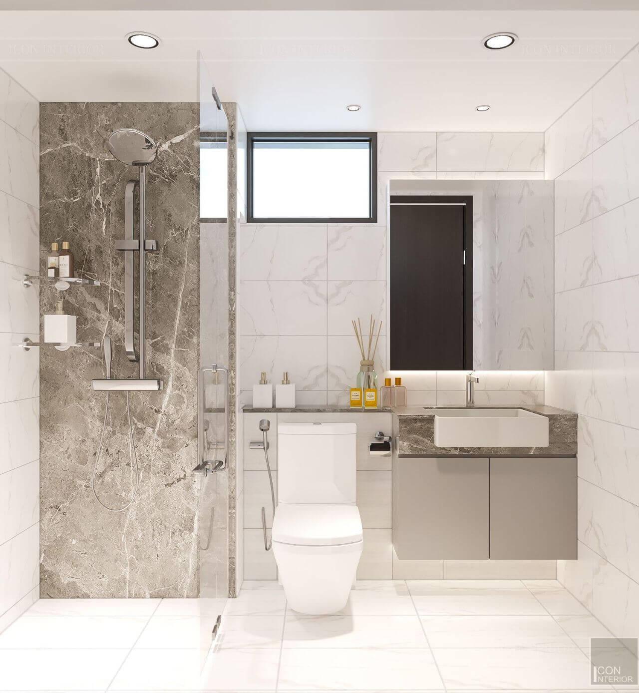 mẫu nhà vệ sinh đẹp hiện đại
