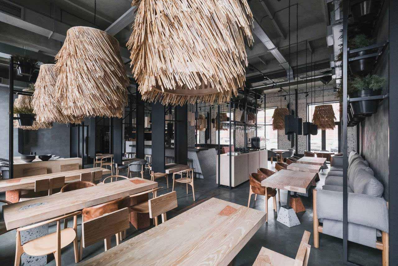 Cafe phong cách Bắc Âu