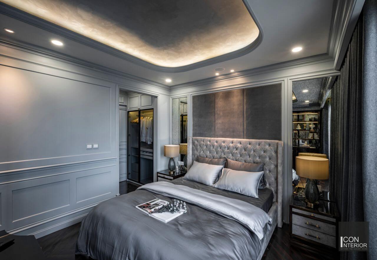 Báo giá thi công nội thất phòng ngủ