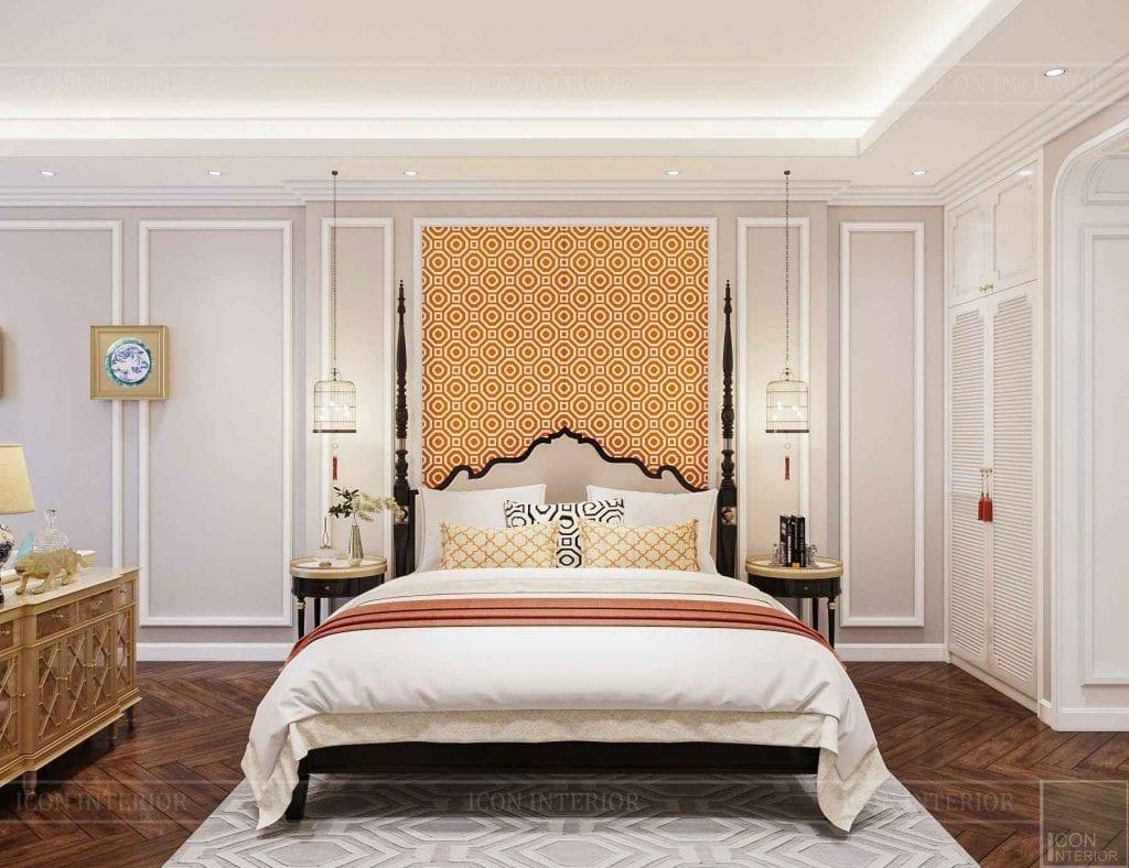 Màu sắc phòng ngủ tuổi canh ngọ
