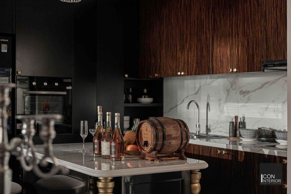Mẫu thiết kế phòng bếp đẹp nên tham khảo