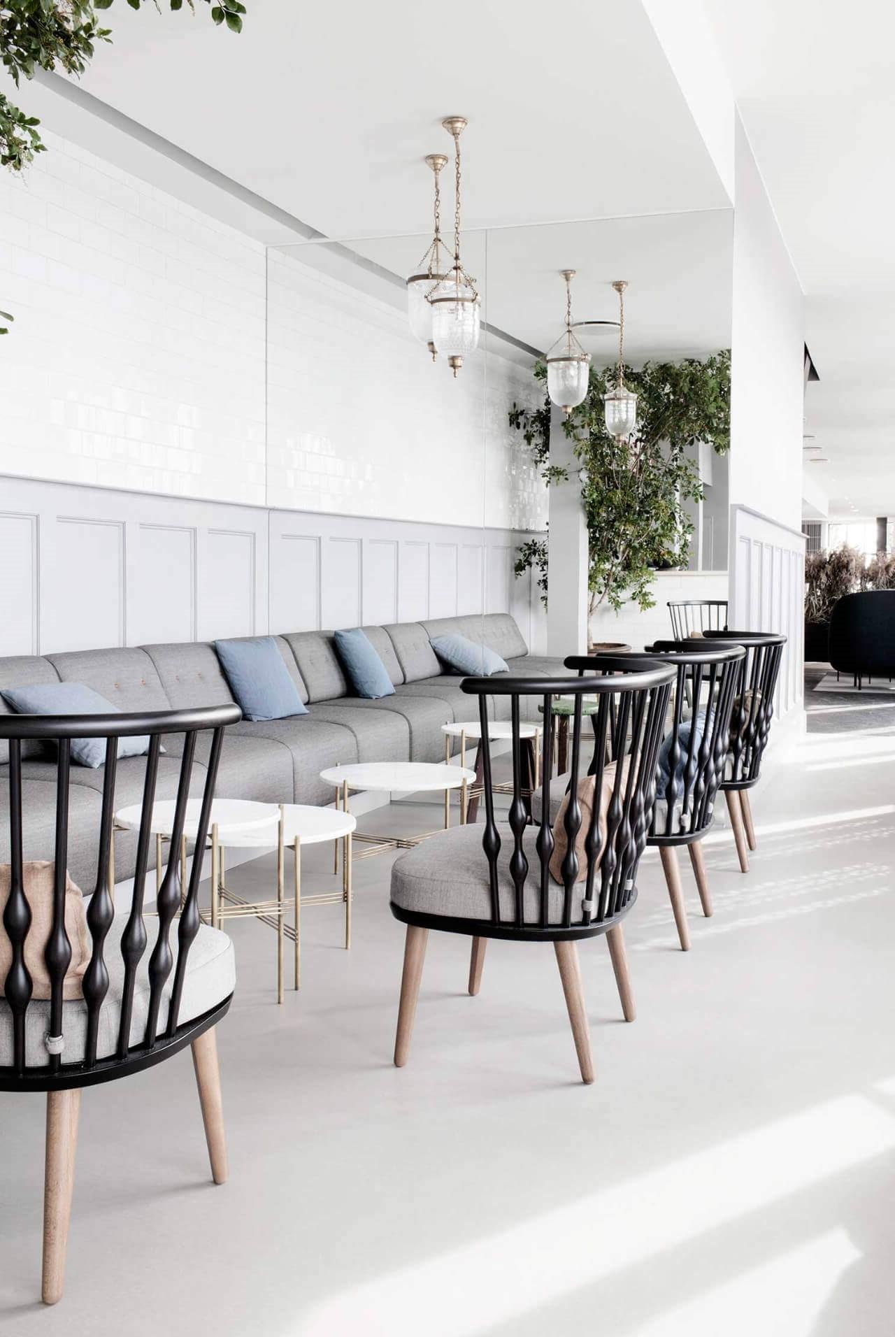 đồ nội thất gỗ phong cách scandinavian