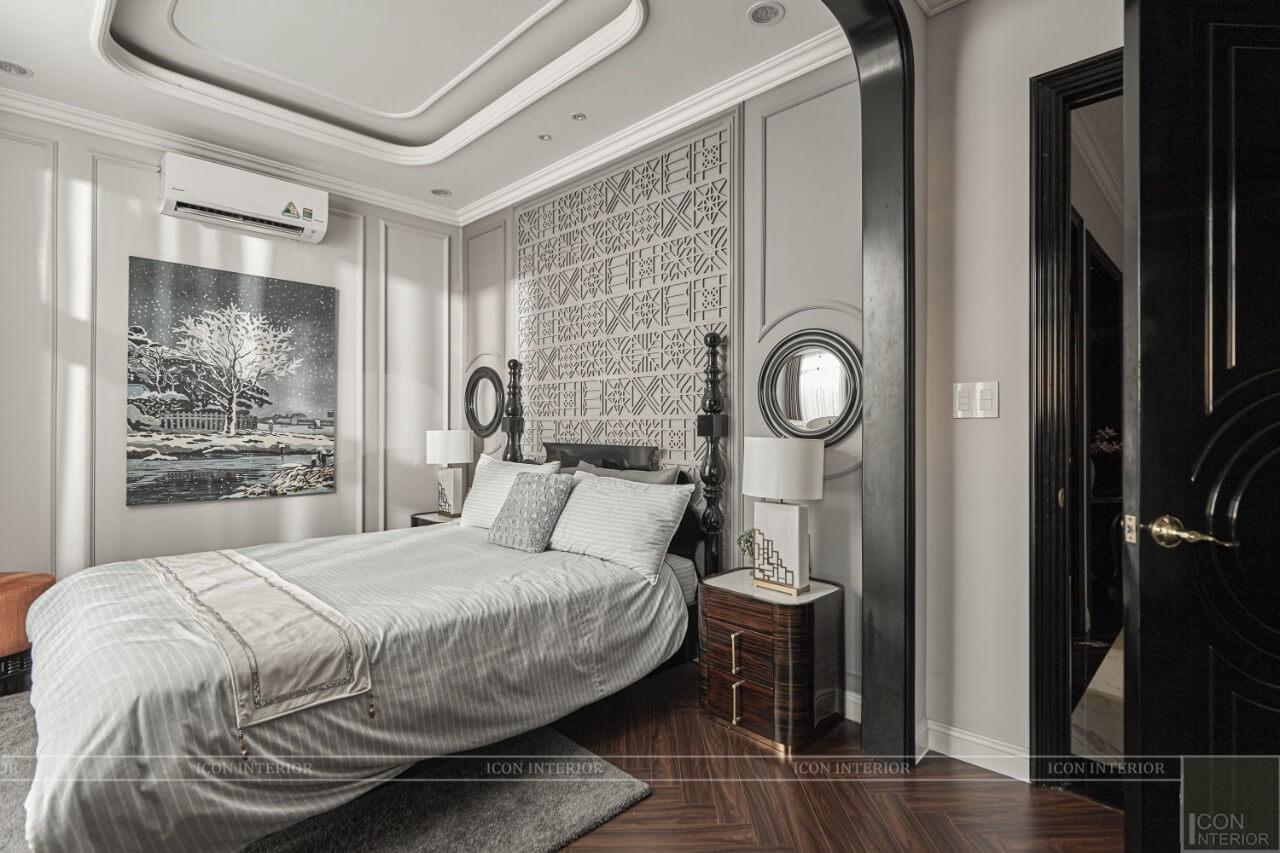 Thi công nội thất phòng ngủ cao cấp