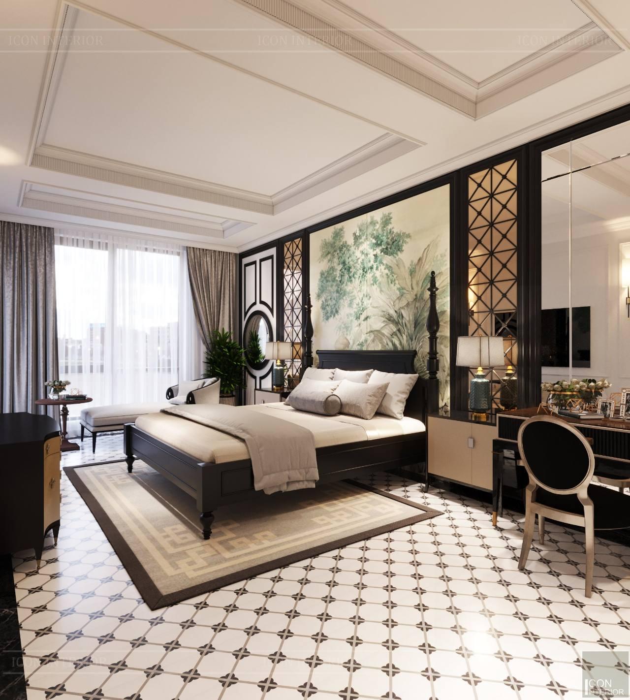 Thiết kế nội thất căn hộ dupex