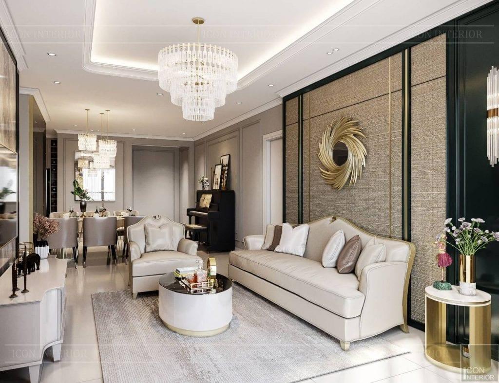thiết kế nội thất chung đẹp