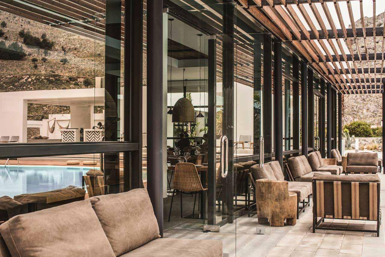 thiết kế quán cafe bắc âu