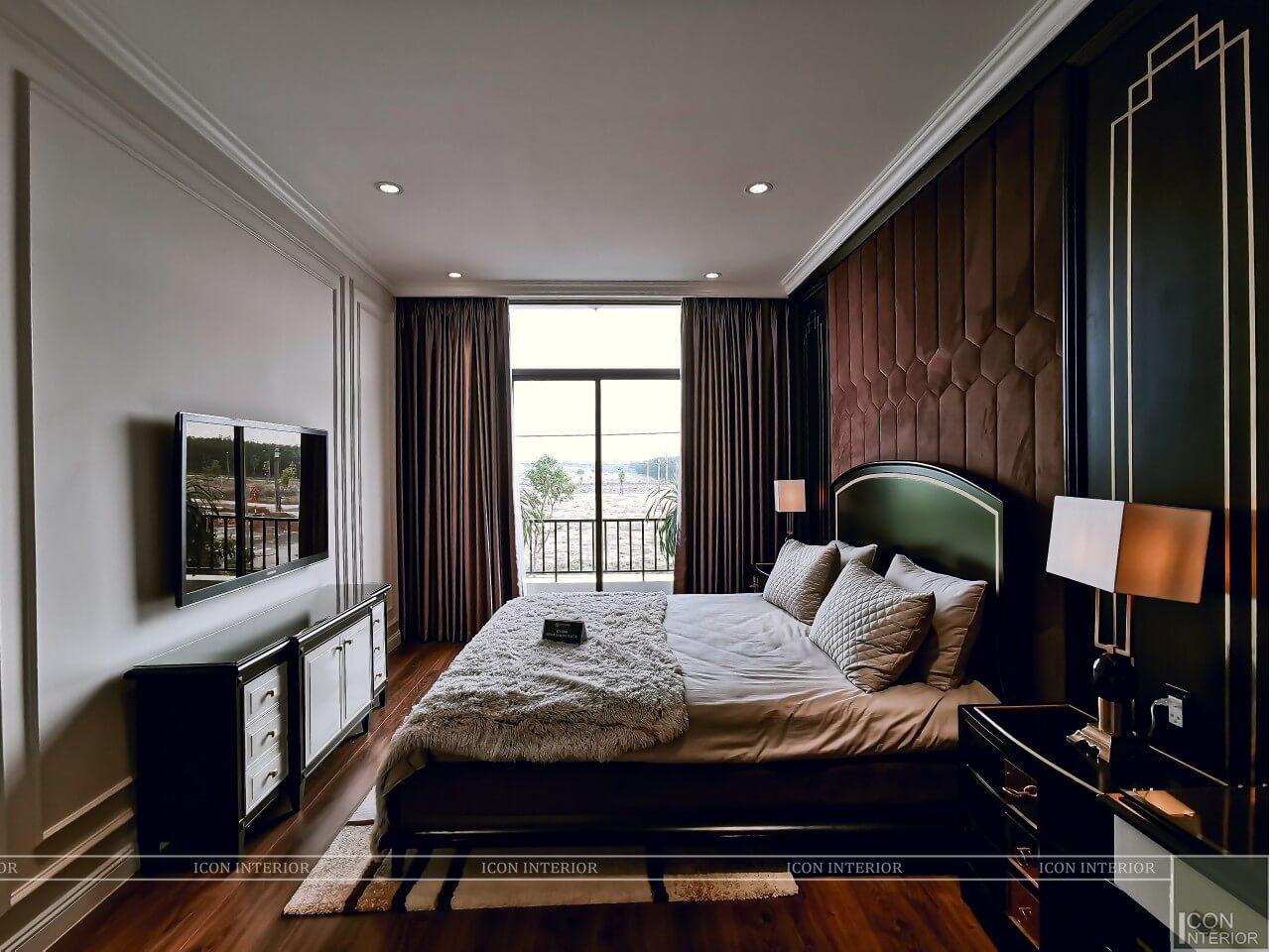 Thiết kế thi công nội thất phòng ngủ trọn gói