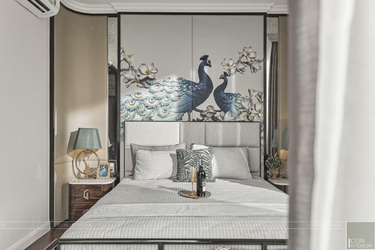 Thiết kế và thi công nội thất phòng ngủ